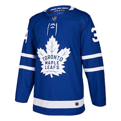 Front (Adidas Toronto Maple Leafs Auston Matthews Authentic NHL Jersey - Adult)