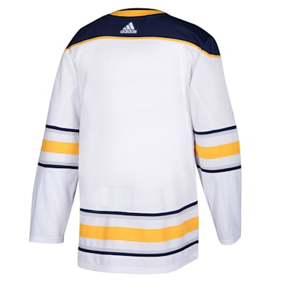 Back (Adidas Buffalo Sabres Authentic NHL Jersey - Away - Adult)