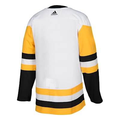 Back (Adidas Pittsburgh Penguins Authentic NHL Jersey - Away - Adult)