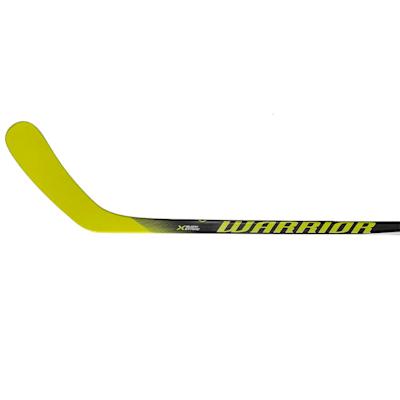 Inside Blade (Warrior Alpha QX Sabre Grip Composite Hockey Stick - Junior)