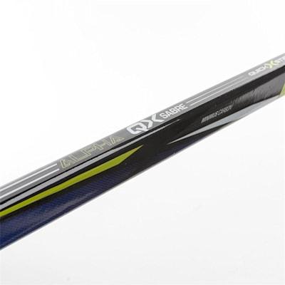 Shaft (Warrior Alpha QX Sabre Grip Composite Hockey Stick - Junior)