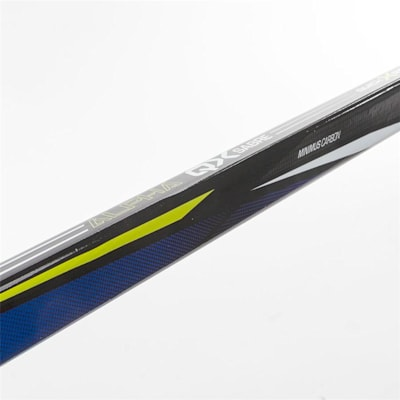 Shaft (Warrior Alpha QX Sabre Grip Composite Hockey Stick - Intermediate)
