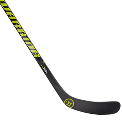 Outside Blade (Warrior Alpha QX Strike Grip Composite Hockey Stick - Junior)