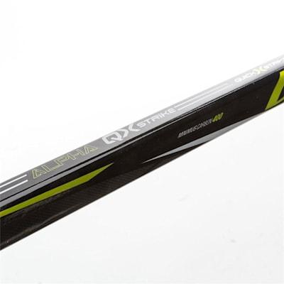 Shaft (Warrior Alpha QX Strike Grip Composite Hockey Stick - Junior)
