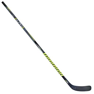 Full Length View (Warrior Alpha QX Strike Grip Composite Hockey Stick - Intermediate)