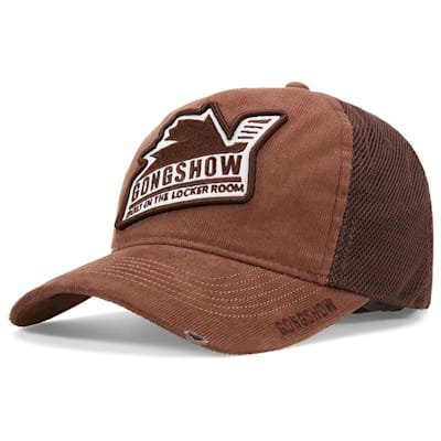 (Gongshow Roughed Up Adjustable Hat - Adult)