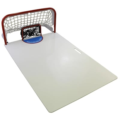 Shooting Board with Goals Alternate Angle (Sauce Toss Supreme)