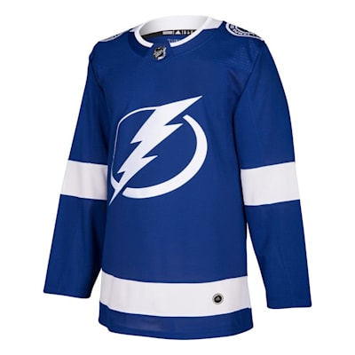 Front (Adidas Lightning Authentic NHL Jersey - Home - Adult)