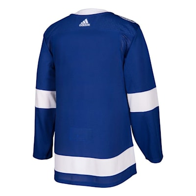 Back (Adidas Lightning Authentic NHL Jersey - Home - Adult)