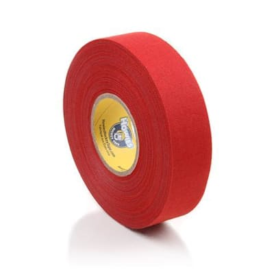 Red (Howies Howies Colored Cloth Tape 1x25YD)