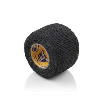 Black (Howies Hockey Stretch Grip Hockey Tape 1.5in)