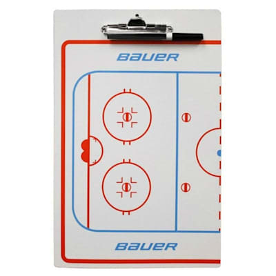 (Bauer Coaches Clipboard)