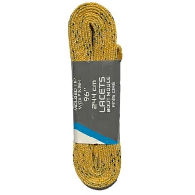 Yellow (Bauer Waxed Hockey Skate Laces)
