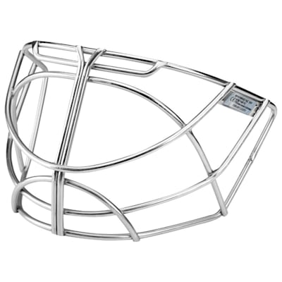 (Bauer S18 NME Non-Certified Hybrid Replacement Goalie Cage)