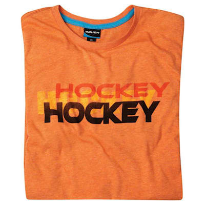 (Bauer Hockey Repeat Short Sleeve Tee Shirt - Mens)