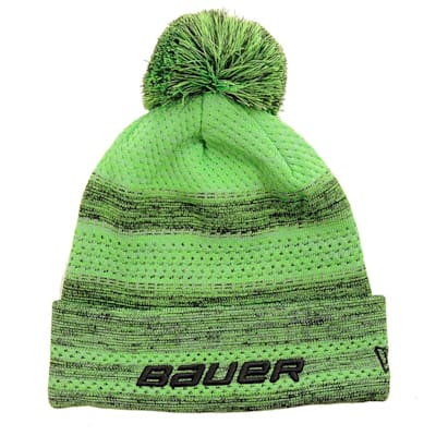 0af43a4beb2 Bauer New Era Color Pop Pom Knit Hat - Youth