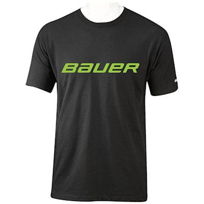 (Bauer Core Color Pop Short Sleeve Tee Shirt - Mens)
