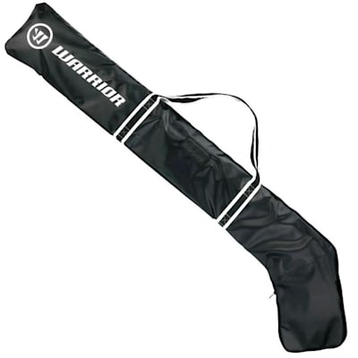 Black (Warrior Pro Goalie Stick Bag)