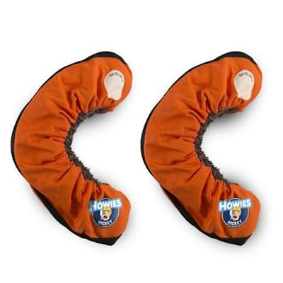 Orange (Howies Hockey Terry Cloth Skate Guards)
