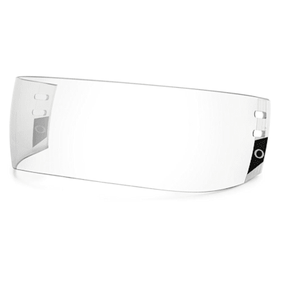 (Oakley Straight Cut Small Shield - Clear)