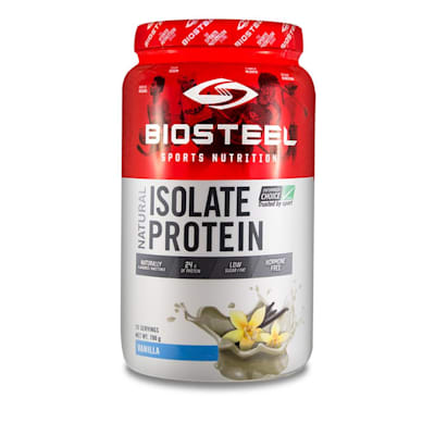 Vanilla (Biosteel Natural Isolate Protein - Vanilla)