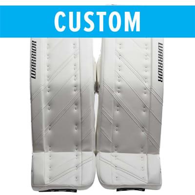 (Warrior Custom Ritual G4 Pro Goalie Leg Pads - Senior)