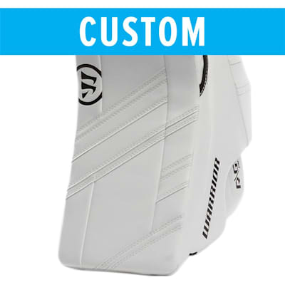 (Warrior Custom Ritual G4 Pro Goalie Blocker - Senior)