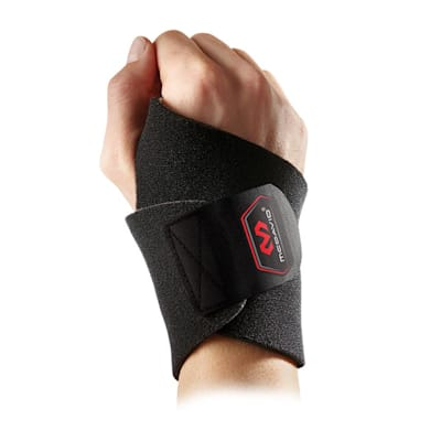 (Shock Doctor McDavid Level 1 Adjustable Wrist Wrap)