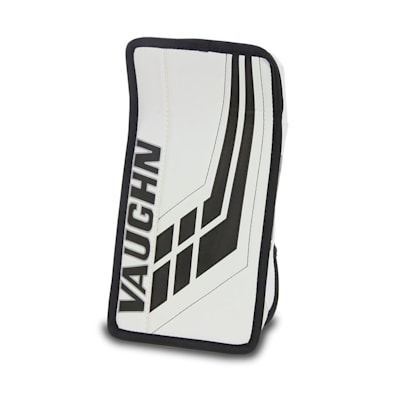 White/Black (Vaughn Velocity VE8 Youth Goalie Blocker - Youth)
