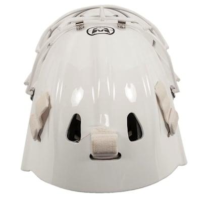 (Wall USA W4 Pure™ Short Chin Non-Certified Goalie Mask - Senior)