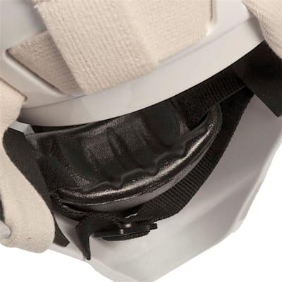 (Wall USA W4 Pure™ Long Chin Certified Goalie Mask - Senior)