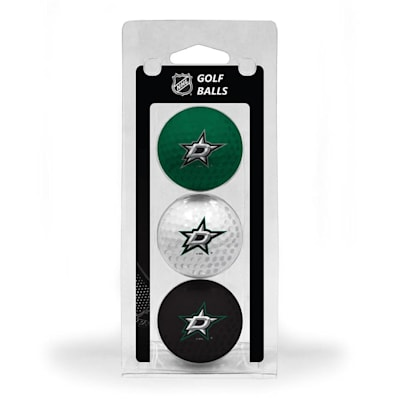 (Dallas Stars Golf Ball - 3 Pack)