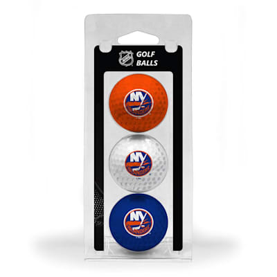 (New York Islanders Golf Ball - 3 Pack)