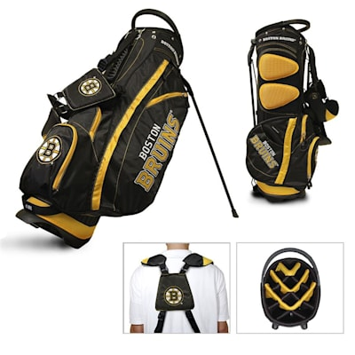 (Boston Bruins Fairway Golf Stand Bag)