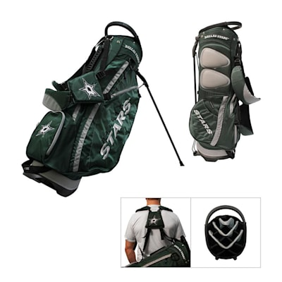 (Dallas Stars Fairway Golf Stand Bag)