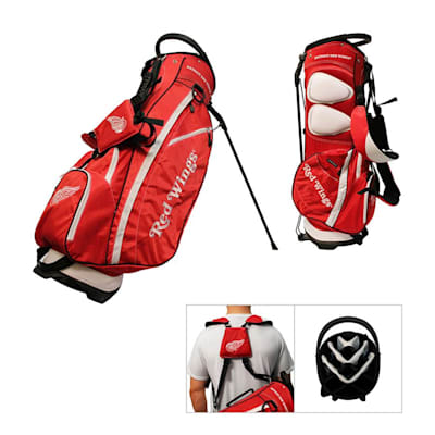 (Detroit Red Wings Fairway Golf Stand Bag)