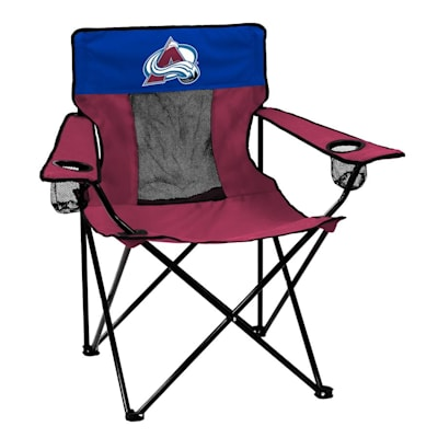 NHL Elite Chair Avalanche (Colorado Avalanche Elite Fold Out Chair)