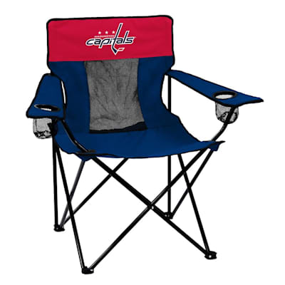 NHL Elite Chair Capitals (Washington Capitals Elite Fold Out Chair)
