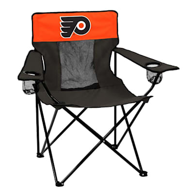 NHL Elite Chair Flyers (Logo Brands Philadelphia Flyers Elite Fold Out Chair)