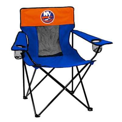 NHL Elite Chair Islanders (Logo Brands New York Islanders Elite Fold Out Chair)