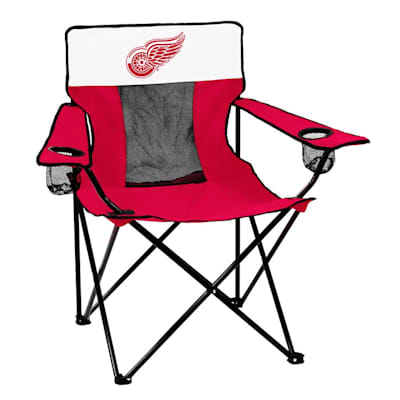 NHL Elite Chair Red Wings (Logo Brands Detroit Red Wings Elite Fold Out Chair)