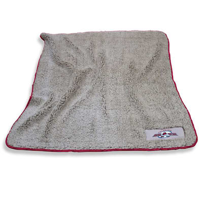 Frosty Blanket Avalanche (Logo Brands Colorado Avalanche Frosty Fleece Blanket)