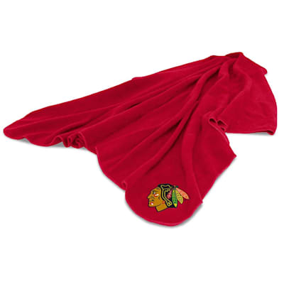 Huddle Blanket Blackhawks (Logo Brands Chicago Blackhawks Huddle Blanket)