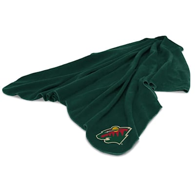 Huddle Blanket Wild (Logo Brands Minnesota Wild Huddle Blanket)