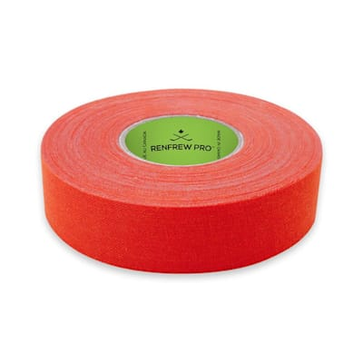 Orange (Renfrew Cloth Hockey Tape - 1-inch - Solid Colors)