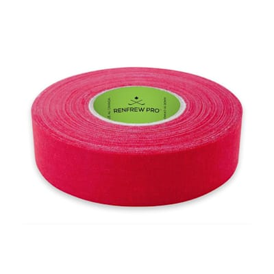 Red (Renfrew Cloth Hockey Tape - 1-inch - Solid Colors)