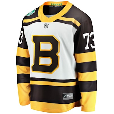 (Fanatics Boston Bruins 2019 Winter Classic Replica Jersey - Charlie McAvoy - Adult)
