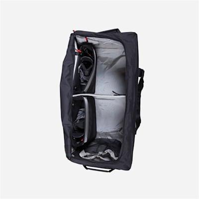 *Inside Shown in Black* (Pacific Rink Player Bag - Navy - Senior)