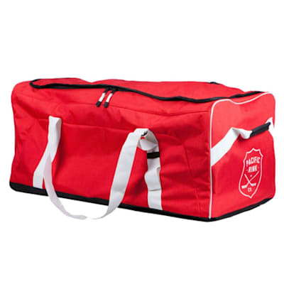 (Pacific Rink Player Bag - Red - Senior)