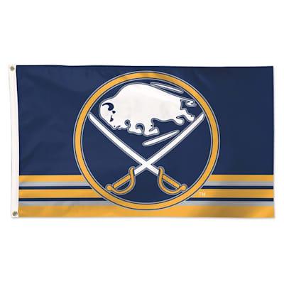 NHL 3x5 Flag Sabres (Wincraft NHL 3' x 5' Flag - Buffalo Sabres)